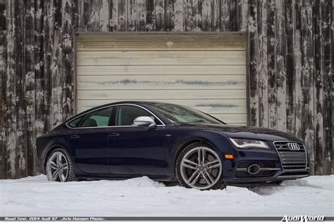 road test 2014 audi s7 audiworld