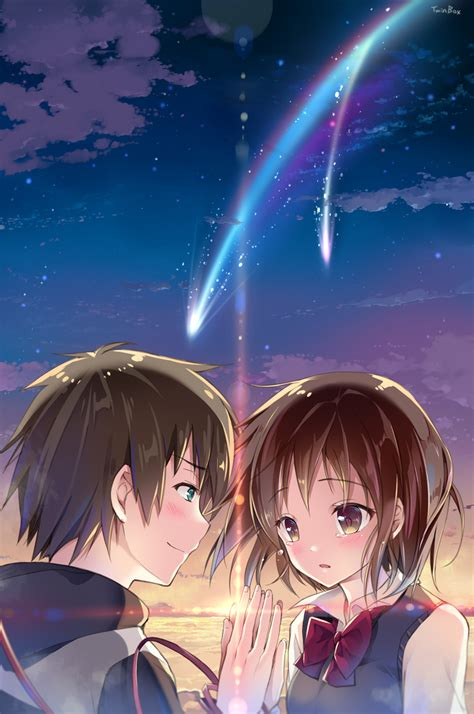 Kimi No Na Wa Official Visual Guide Book Japanese Ver 9784041047804 Books 86 Anime Kimi No Nawacom Japans Smash Hit Kimi