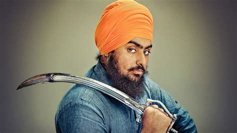 A Photographic Celebration Of The Sikh Beard And Turban