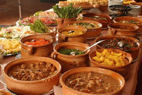 most popular cuisines the most popular food in 17 macedonian cities with