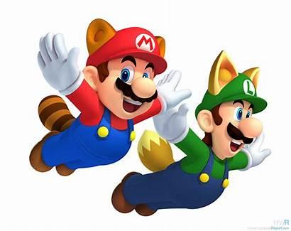 Mario Tanooki Super Suit Bros Japan Luigi