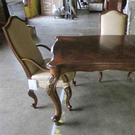 drexel heritage furniture table for royals and or set of 6