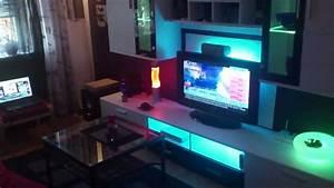 Ikea Wohnzimmer Schrankwand : ikea led dioder wohnzimmer indirekte beleuchtung living ~ Michelbontemps.com Haus und Dekorationen