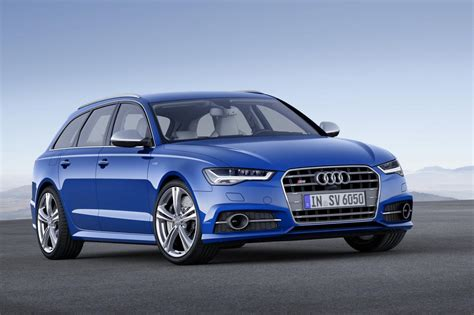 Audi Unveils 2018 A6 Facelifted Range Speed Carz