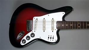 Guitarra Giannini Supersonic  1960s  Reforma