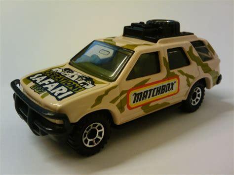 isuzu amigo teal isuzu rodeo matchbox cars wiki