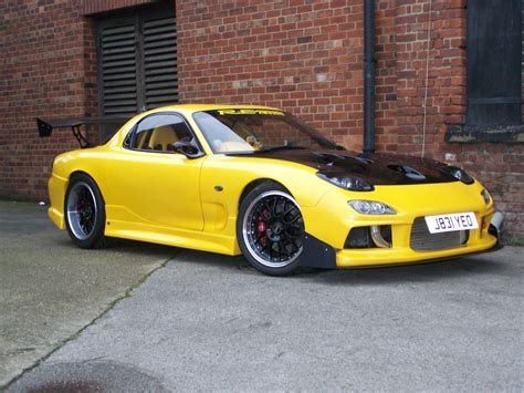 Mazda RX7 FD by Compact   Autoblog.gr