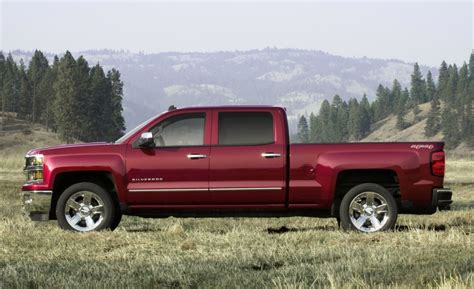 2014 Gmc Sierra, Chevy Silverado Prices From About