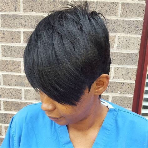 13 Short Weave Hairstyles Currently Trending Right Now