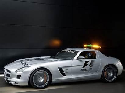 F1 Mercedes Amg Safety Benz Sls Desktop