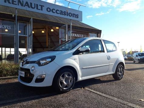 renault twingo en occasion achat occasions renault
