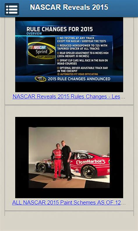 amazoncom schedule nascar sprint cup series  kindle