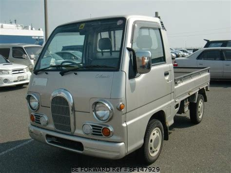 subaru sambar truck used 1997 subaru sambar truck v ks4 for sale bf147929 be
