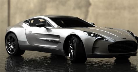 Aston Martin One 77 Prix. An Aston Martin One 77 Can Be