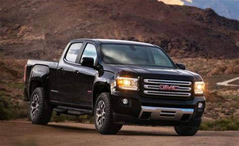 2018 Gmc Canyon Diesel Changes, Price  20182019 Best