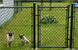 639x1039 chain link fence panels for dog kennels xinao06 With electric dog kennel