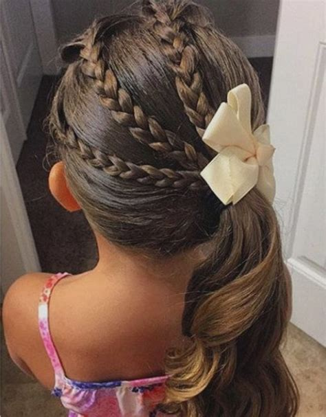 20 sassy hairstyles for little girls