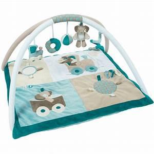 tapis d39eveil avec arches gaston cyril de nattou With tapis chambre bébé avec fleuriste Ï domicile