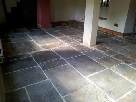 flagstone floor clean seal oxfordshire