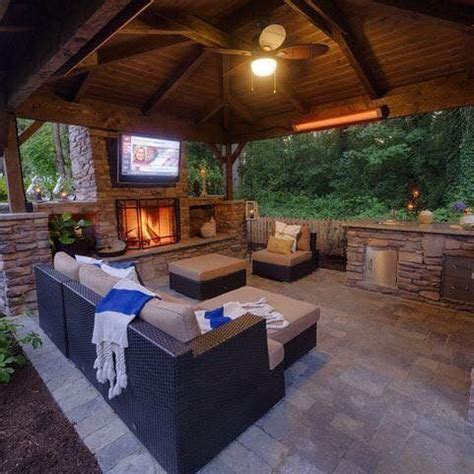 Cool Backyard Patios by Pin By Kulik On Sunroom In 2019 Outdoor Rooms