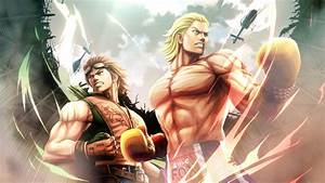 Street Fighter X Tekken - TFG Review / Artwork Gallery