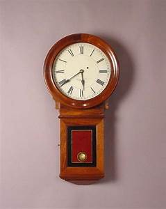 E  Howard Cherry Regulator 70 Wall Clock Price Guide