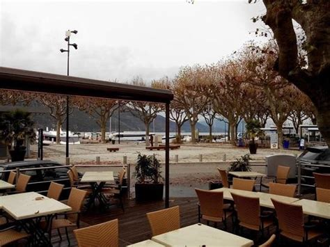 les voiles aix les bains restaurant avis num 233 ro de t 233 l 233 phone photos tripadvisor