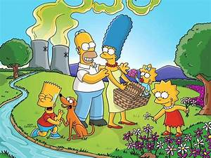 Wallpapers HD: The simpsons