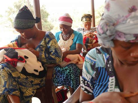 supporting breastfeeding  boost child survival