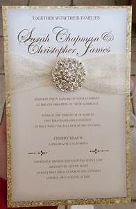 luxurious gold glitter wedding invitation by With luxury wedding invitations buy online