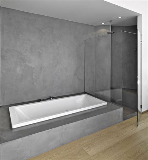 beton cire salle de bain leroy merlin carrelage imitation b ton cir grand format renovation