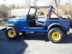 Buy New 1982 Jeep Cj7 Base Sport Utility 2