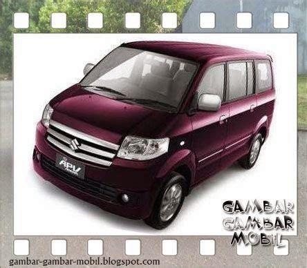 Gambar Mobil Gambar Mobilsuzuki Apv Luxury gambar mobil apv gambar gambar mobil