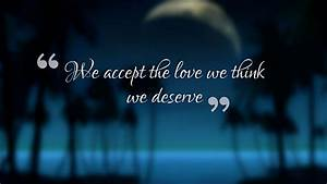 Accept The Love Quotes HD Wallpaper 00168 - Baltana
