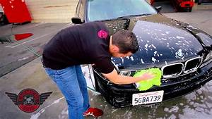 How To  Maintenance Car Wash