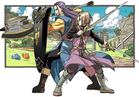 dragon quest xi image  zerochan anime image board