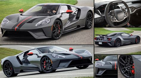 ford gt carbon series  pictures information specs