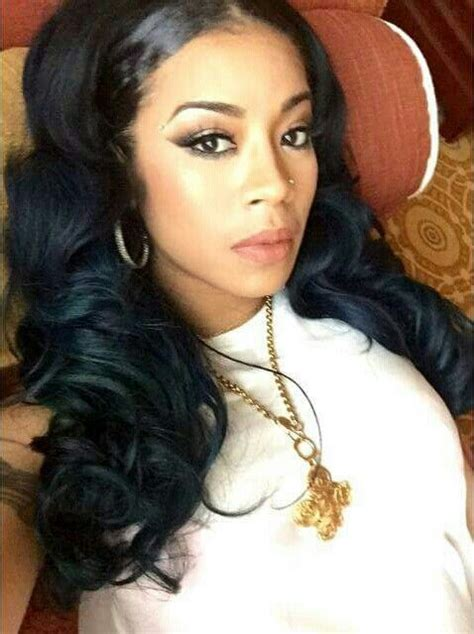 Keyshia Cole Black Hairstyles by Keyshia Cole Keyshia Cole Keyshia Cole Ringlets Hair