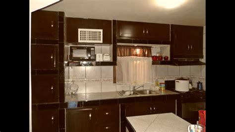 puertas  cocina  interior de concretomuroblock