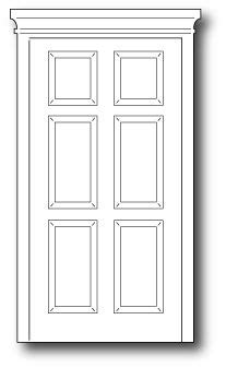Grand Madison Door die $15.99 | Cards—All Occasions