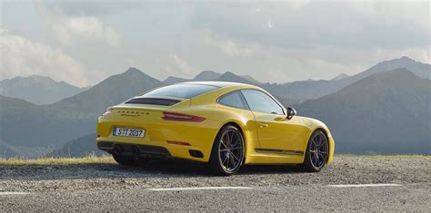 new porsche 911 meet the porsche 911 carrera t the lightest 911 available
