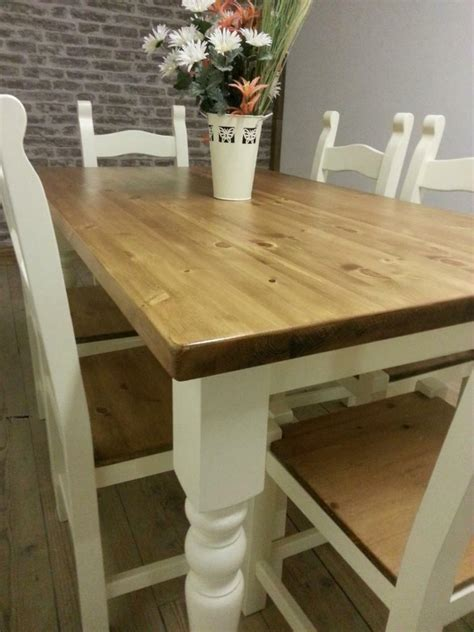 shabby chic kitchen table and bench country style dining room chairs homdesigns