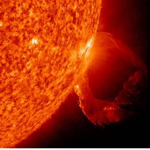 Space Weather & Sun Storms | Sun Eruption Creates ...