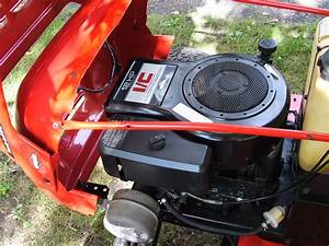 Small Engine Store  12 Hp Mtd Briggs And Stratton Tractor
