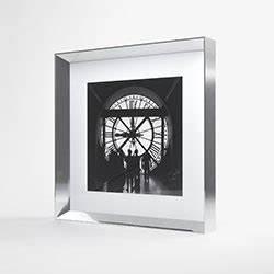 Bilderrahmen Mit Mehreren Bildern : bilderrahmen aus aluminium online kaufen ~ Indierocktalk.com Haus und Dekorationen