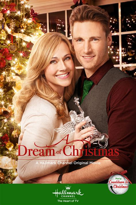 walker andrew actor perfect catch christmas interview deloach nikki film heart dream