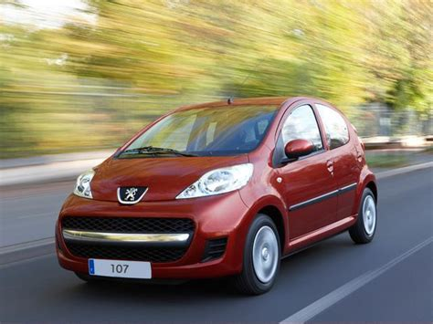 Peugeot Models by Peugeot 107 Past Models