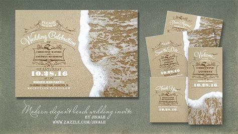 coastal shower read more modern and creative wedding invitations