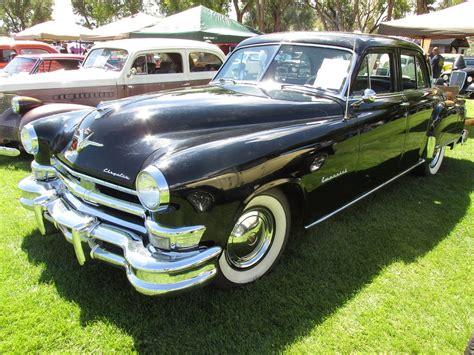 1952 Chrysler Custom Imperial
