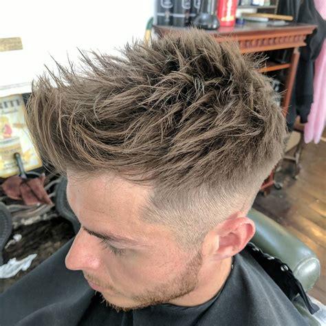 popular medium length haircuts     mens hairstyle swag